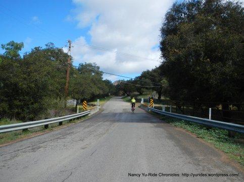 to Colson Canyon
