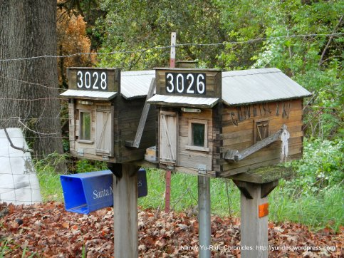 western style mail boxes