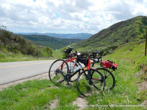 Gato Ridge summit