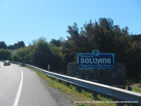 climb on CA-246 to Solvang