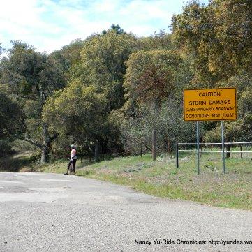 Refugio Pass summit