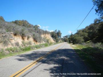 Foxen Canyon climb