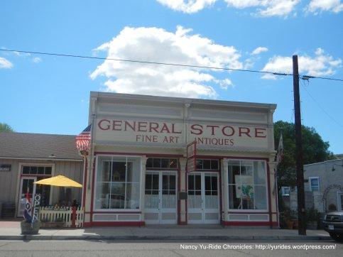 cafe Quakenbush at General Store