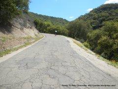 Drum Canyon-steep 9-11% Grades