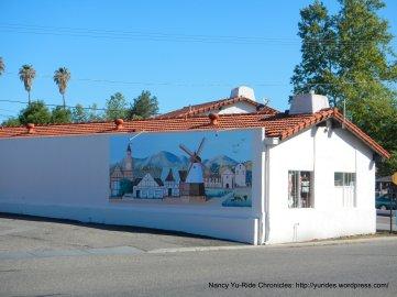 Solvang mural