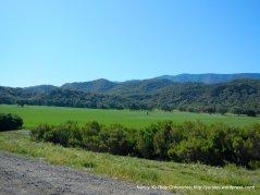 Santa Ynez valley & mountains