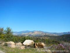 valley & mountain views