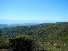mountain valley views