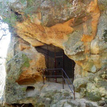 Chumash Painted Cave