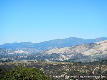 San Rafael Mountains