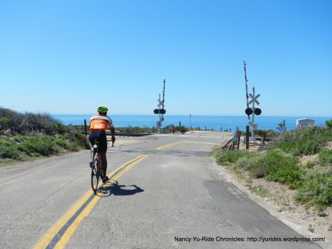 RR xing to Jalama Beach Rd