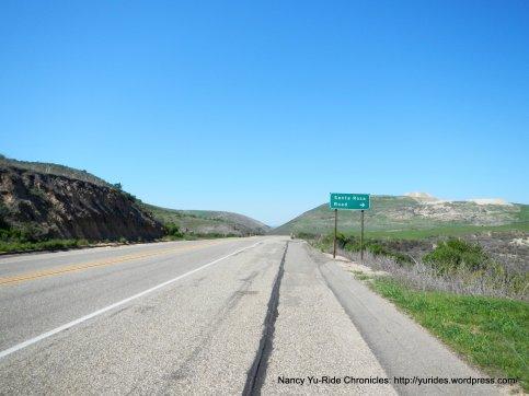 CA-1 to Santa Rosa Rd