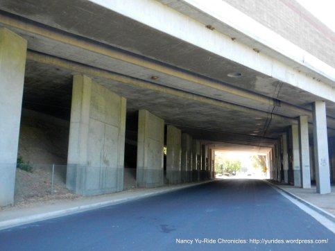 I-680 underpass laurel Dr