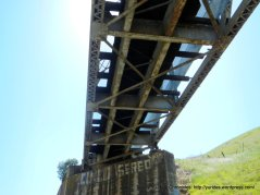 RR trestle bridge