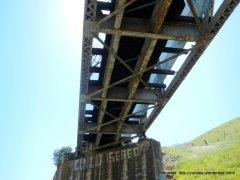 RR trestle bridge