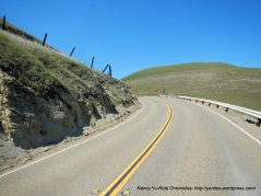 to Corral Hollow Pass summit