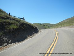 Corral Hollow Pass summit