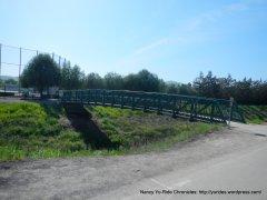 cross over bridge
