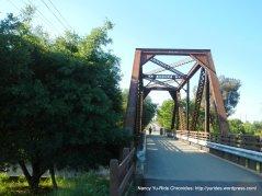 Iron Horse Trail trestle