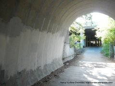 Canal Trail tunnel