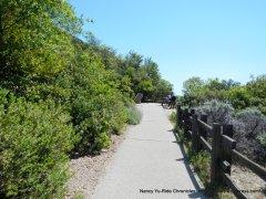 to Verna Dunshee picnic area