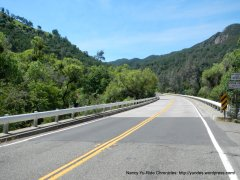 climb up to Monticello Dam