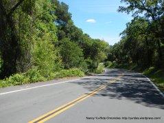 descend Wooden Valley Rd