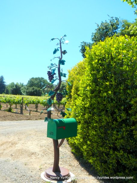 suisun valley post box art