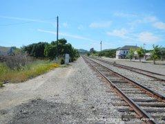 Cordelia RR crossing