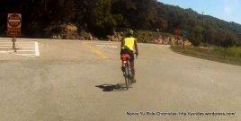 at San Marcos Pass- CA 154