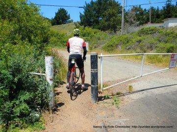 to Coastal Trail