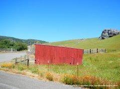 Walker Creek red barn