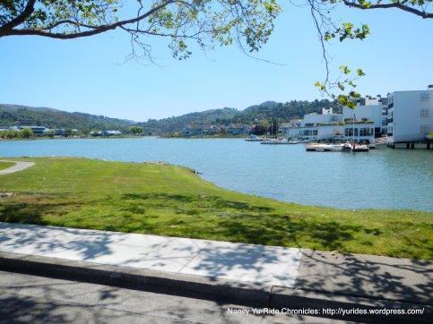 view of Richardson Bay-Hamilton Dr