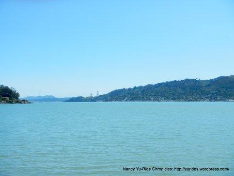 Richardson Bay views