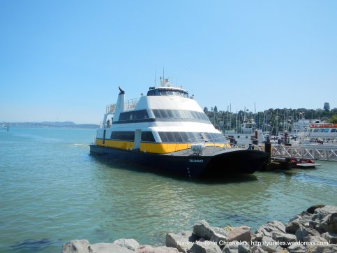 ferry dock