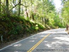 to Somona County Line summit
