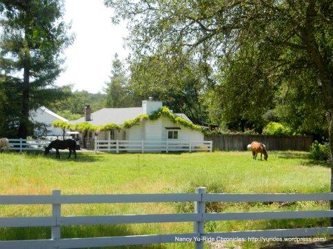 Alexander Valley ranch home