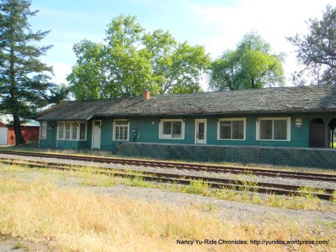 old Rutherford Station