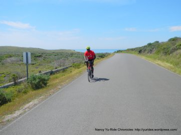 climb out of Bodega Head