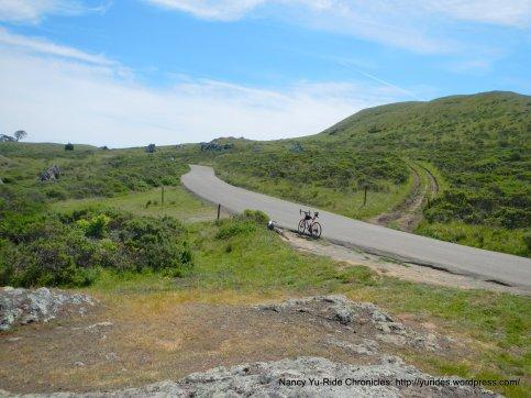 Irish Hill summit
