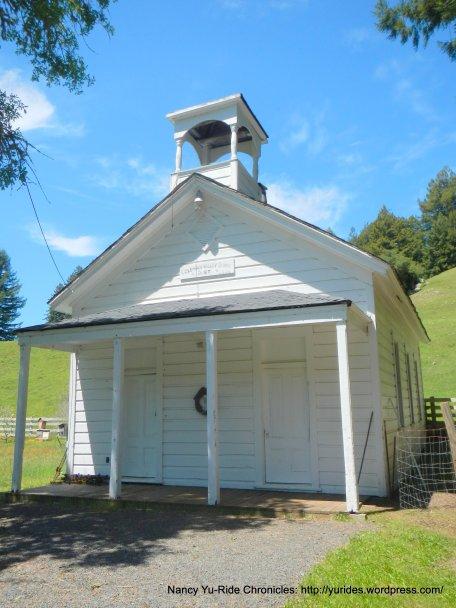 Coleman Valley Schoolhouse 1864