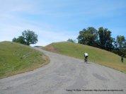 Kings Ridge-rolling climbs