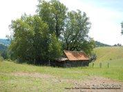 old ranching barn