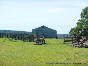 ranch at Hauser Bridge junction