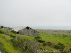 old ranch barn structure