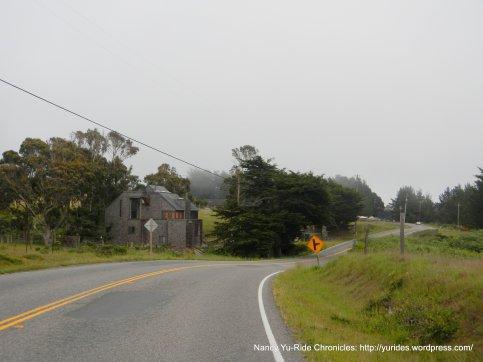 CA-1 S to Bodega Bay