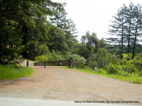 horse camp trail
