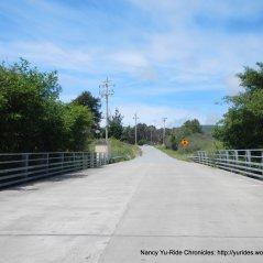 San Gregorio Creek xing