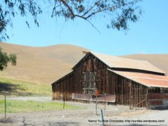 ranching barn