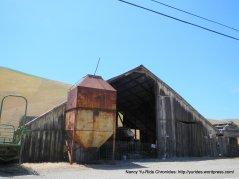 barn chute